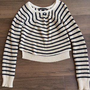 Patterson J. Kincaid Melinda Nautical Sweater